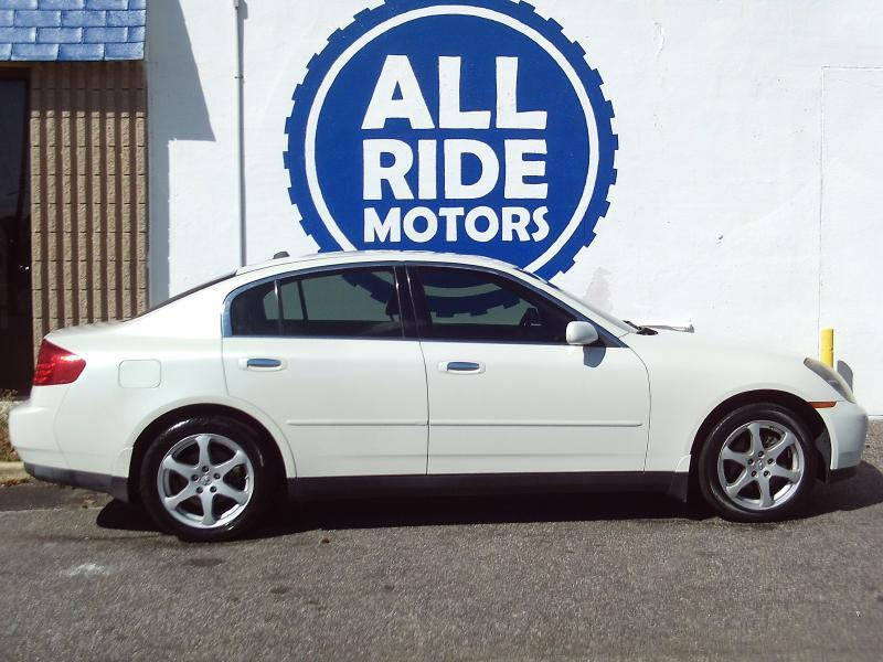 2004 Infiniti G35 AWD 4dr Sedan w/Leather - Norfolk VA