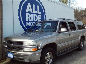 2000 Chevrolet Suburban for sale in Norfolk, VA
