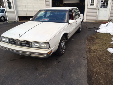 1988 Oldsmobile Ninety-Eight for sale in Wilmington, MA