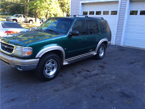 2001 Ford Explorer for sale in Wilmington, MA