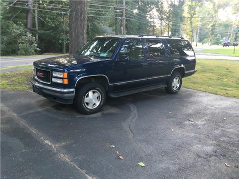 1997 GMC Suburban for sale in Wilmington, MA