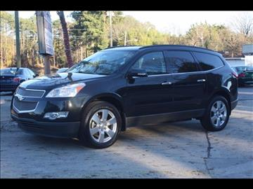 Used traverse loaded for sale autos post for Zag motors everett wa