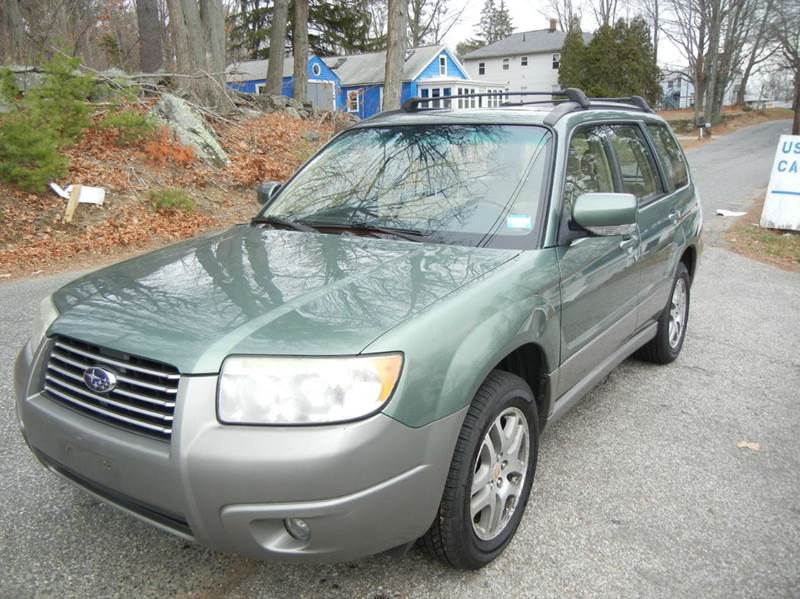2006 subaru forester 2 5 x l l bean edition awd 4dr wagon sturbridge ma. Black Bedroom Furniture Sets. Home Design Ideas
