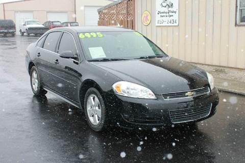 2011 Chevrolet Impala for sale in Ridgeville, IN