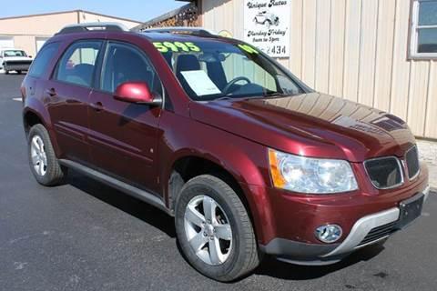 2008 Pontiac Torrent for sale in Ridgeville, IN