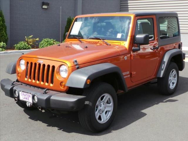 2011 Jeep Wrangler for sale in Medford OR