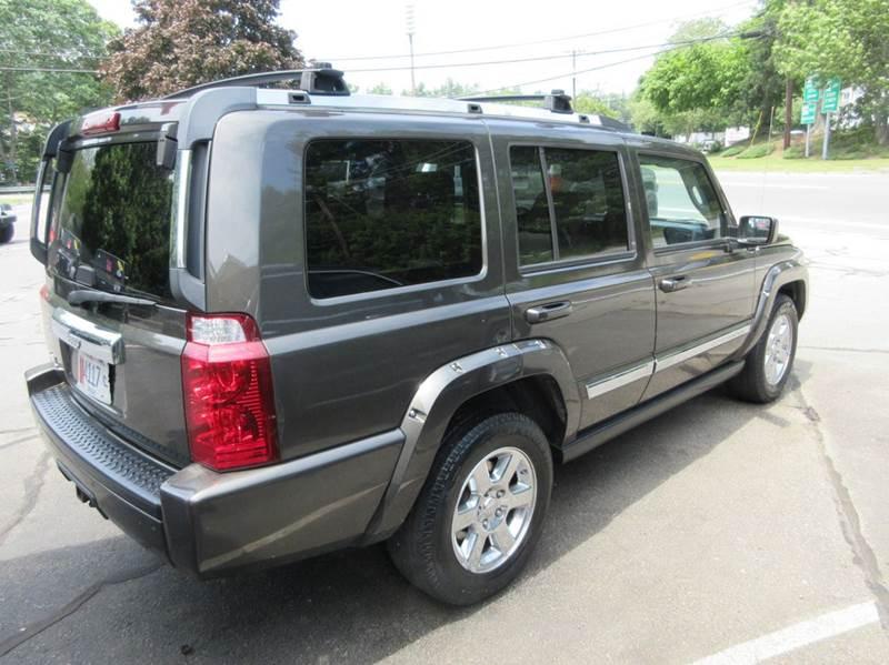 2006 Jeep Commander Limited 4dr SUV 4WD - Duxbury MA