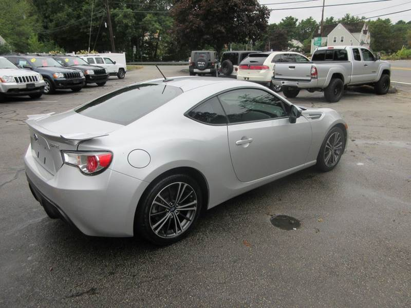 2013 subaru brz premium 2dr coupe 6a in duxbury ma millbrook contact us about this car sciox Gallery