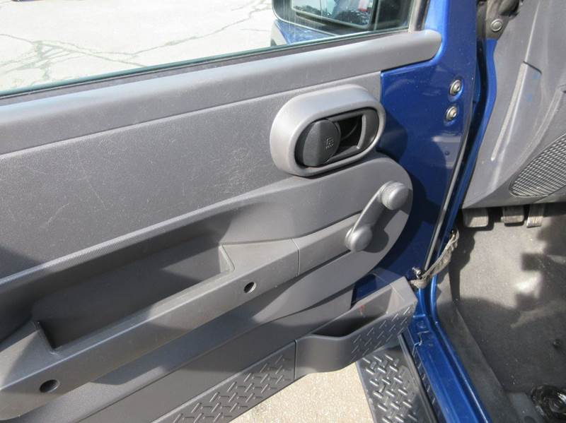 2009 Jeep Wrangler 4x4 X 2dr SUV - Duxbury MA