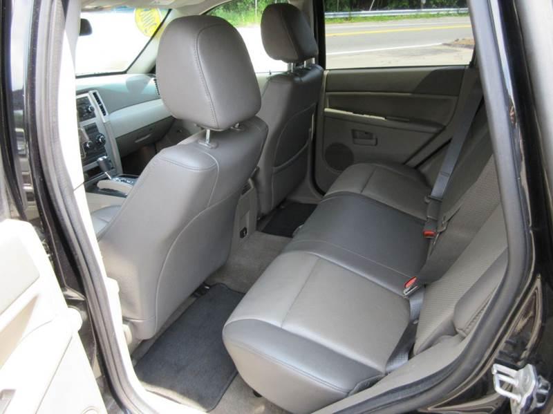 2008 Jeep Grand Cherokee Laredo 4x4 4dr SUV - Duxbury MA