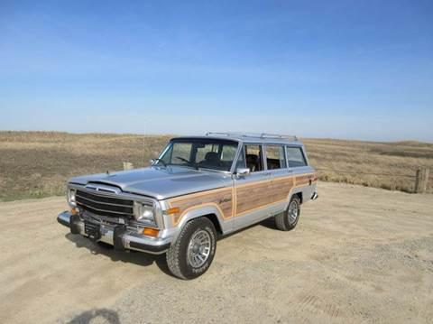 1990 Jeep Grand Wagoneer for sale in Duxbury, MA