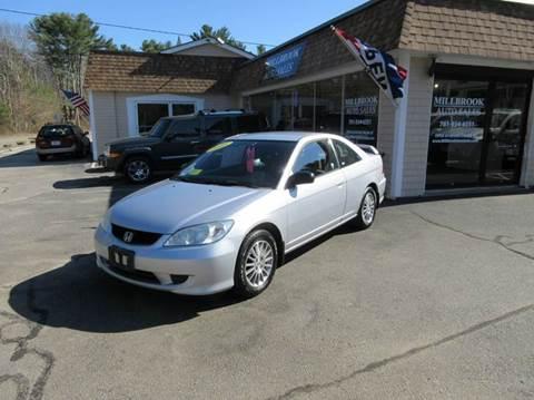 2005 Honda Civic for sale in Duxbury, MA