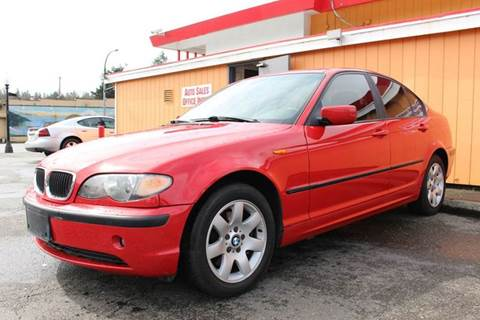 2003 BMW 3 Series for sale in Shelton, WA