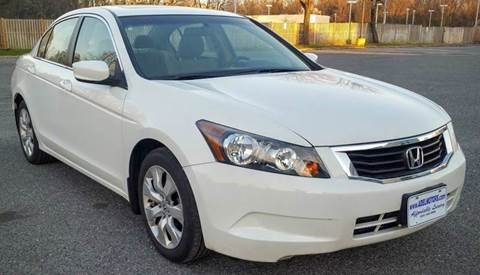 2009 Honda Accord for sale in Suitland, MD
