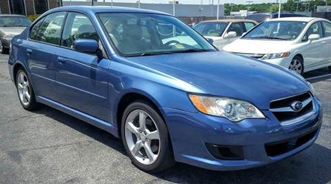 2008 Subaru Legacy for sale in Suitland, MD