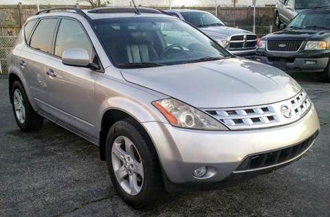 2003 Nissan Murano for sale in Suitland, MD