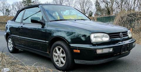 1999 Volkswagen Cabrio for sale in Suitland, MD