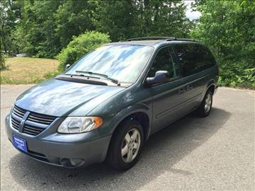 2007 Dodge Grand Caravan for sale in Kingston, NH