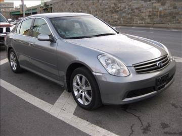 2006 Infiniti G35 for sale in Brooklyn, NY
