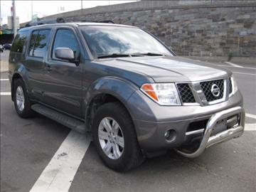 2006 Nissan Pathfinder for sale in Brooklyn, NY