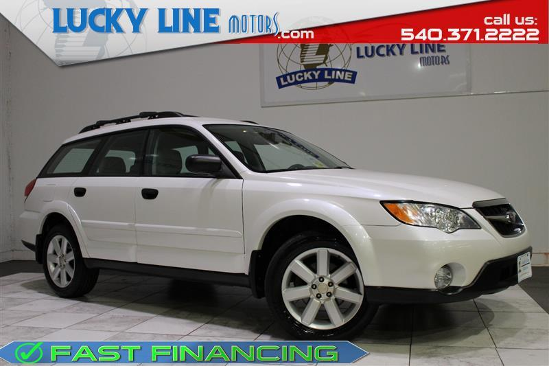 Used Subaru Outback For Sale In Fredericksburg Va