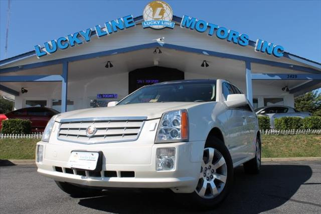 2007 Cadillac SRX for sale in Fredericksburg VA