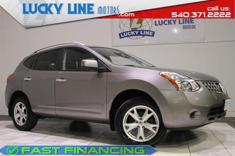 2010 Nissan Rogue for sale in Fredericksburg, VA