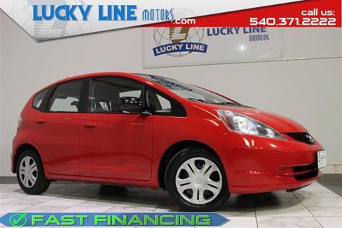 2009 Honda Fit for sale in Fredericksburg, VA