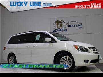 Used Honda Odyssey For Sale Virginia
