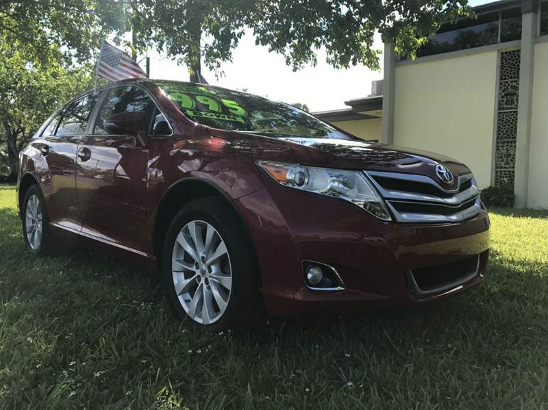 2013 TOYOTA VENZA XLE AWD 4CYL 4DR CROSSOVER red 2013 toyota venza leather seats eco boost sport