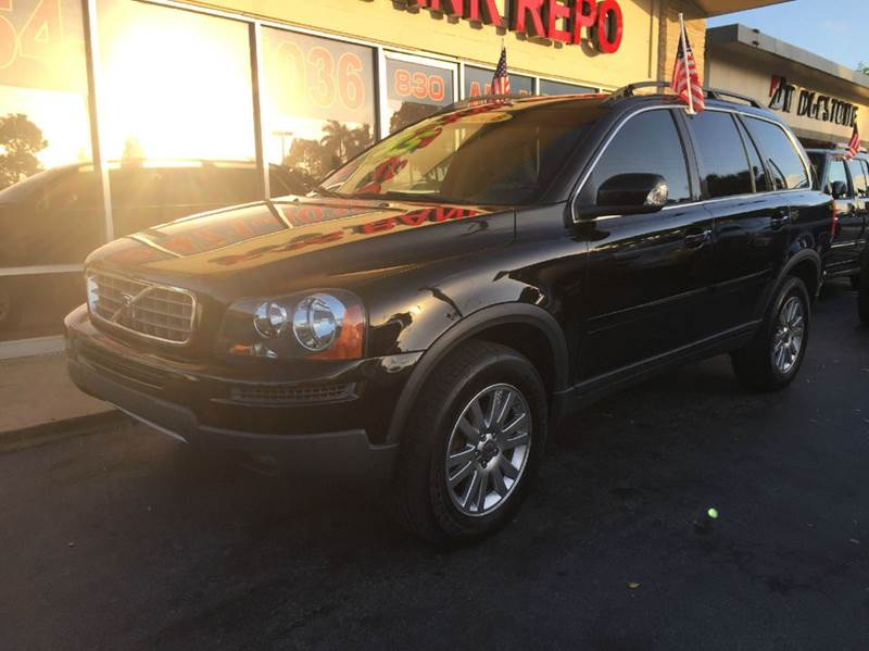 2008 VOLVO XC90 32 SPECIAL EDITION AWD 4DR SUV black 2008 volvo xc90 i6 1 owner  this vehicle is