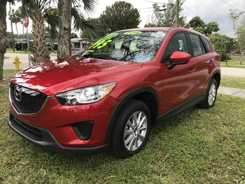 2014 MAZDA CX-5 GRAND TOURING 4DR SUV red 2014 mazda cx-5 sport eco boost sport this vehicle is e