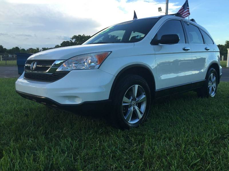 2010 HONDA CR-V LX 4DR SUV whit 2010 honda cr-v ex eco boost sport this vehicle is 1 owner car it