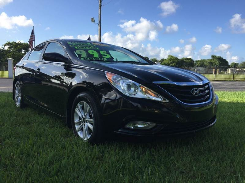 2013 HYUNDAI SONATA LIMITED 4DR SEDAN black amfm cd ipodiphone connections  no accidents c