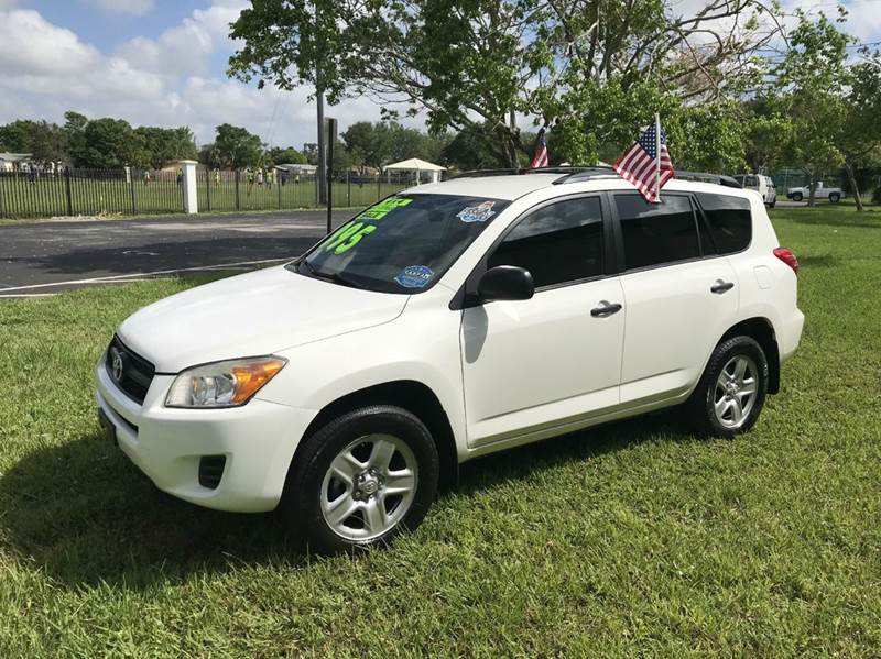 2010 TOYOTA RAV4 BASE 4X4 4DR SUV whit 2010 toyta rav4 4x4 1 owner car  sport this vehicle is exte
