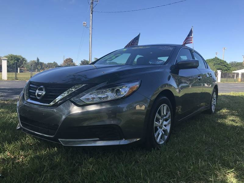 2016 NISSAN ALTIMA 25 SV 4DR SEDAN gary 2016 nissan altima sv   eco boost sport this vehicle is