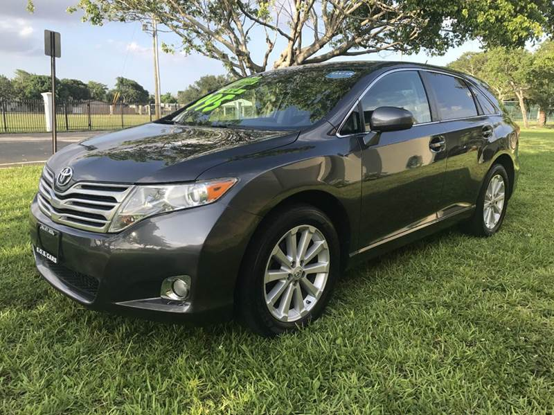 2010 TOYOTA VENZA AWD 4CYL 4DR CROSSOVER gray 2013 toyota venza leather seats eco boost sport thi