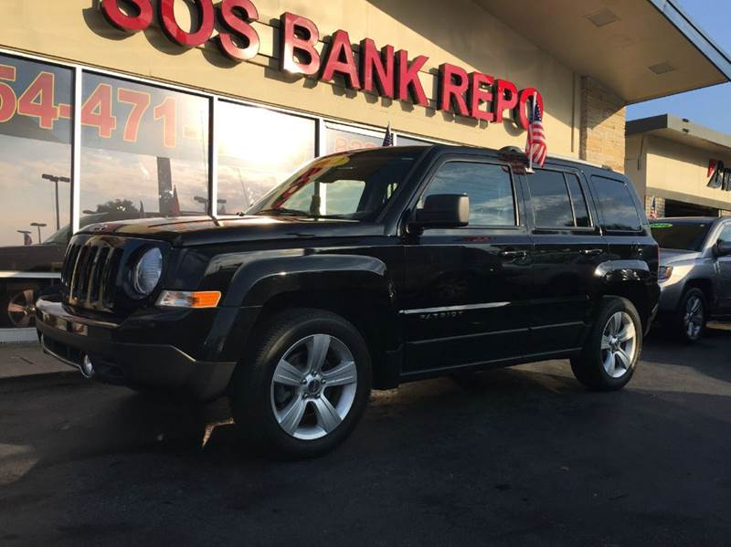 2012 JEEP PATRIOT LIMITED 4DR SUV black 2012 jeep patriot limited ltd sport  navi this vehicle is
