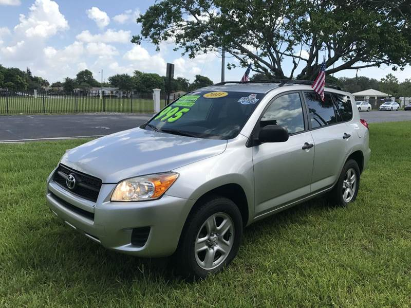 2011 TOYOTA RAV4 LIMITED 4DR SUV silve 2011 toyot rav-4sport eco boost sport this vehicle is exte