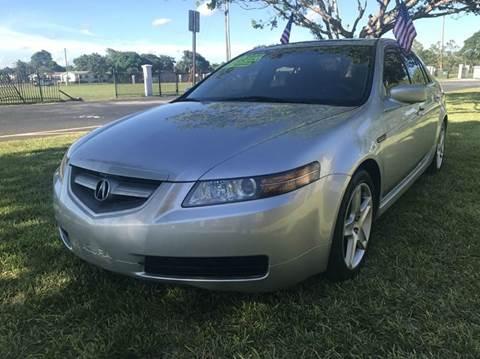 2006 Acura TL for sale in Plantation, FL