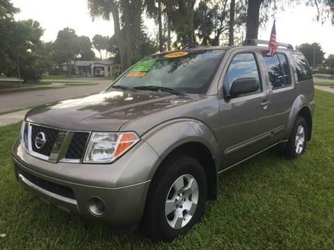 2006 Nissan Pathfinder for sale in Plantation, FL