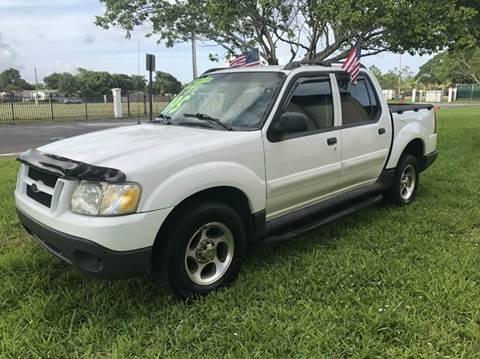 2005 Ford Explorer Sport Trac for sale in Plantation, FL