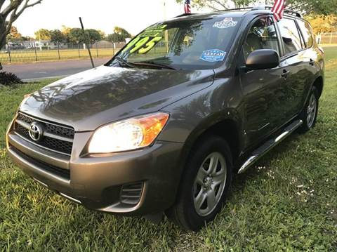 2012 Toyota RAV4 for sale in Plantation, FL