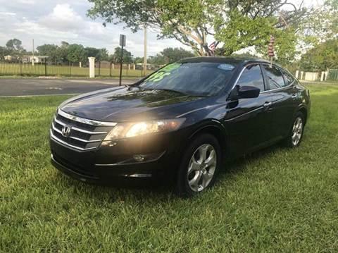 2010 Honda Accord Crosstour for sale in Plantation, FL