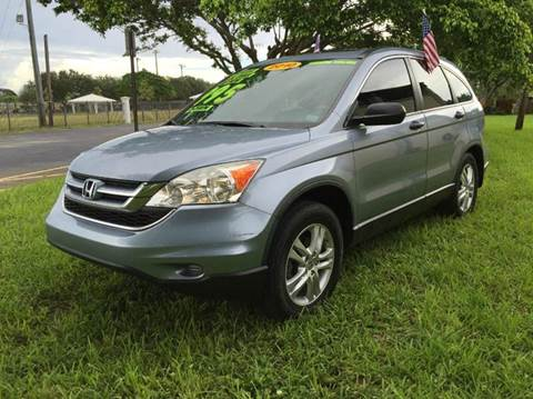 2010 Honda CR-V for sale in Plantation, FL