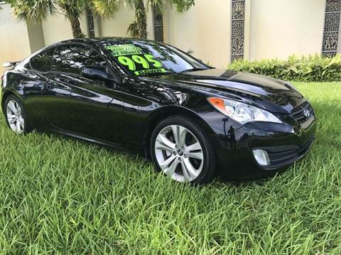 2010 Hyundai Genesis Coupe for sale in Plantation, FL