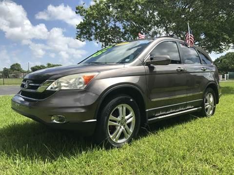 2010 Honda CR-V for sale in Plantation, FL