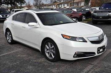 2013 Acura TL for sale in Virginia Beach, VA