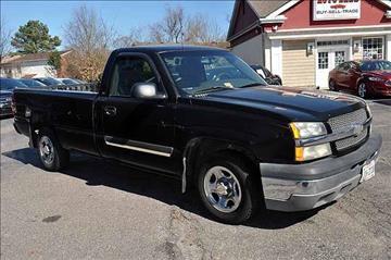 2003 Chevrolet Silverado 1500 for sale in Virginia Beach, VA