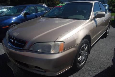 2001 Acura TL for sale in Laurel, DE